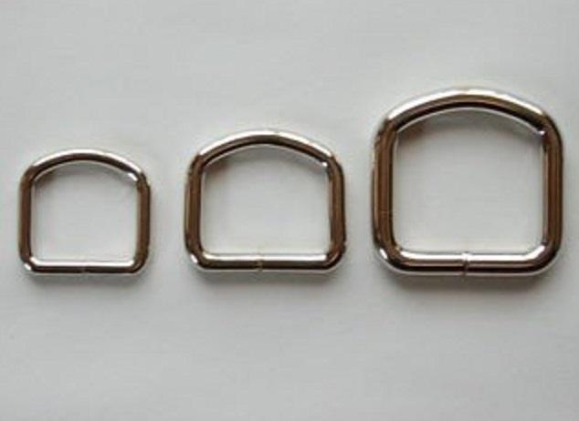 山高Dカン 日本製 10ミリ、12ミリ、15ミリ、18ミリ、21ミリ(線太2サイズ)、24ミリ(線太2サイズ)、30ミリ。 カラーはシルバー、ゴールドとなります。