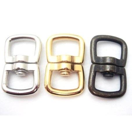 回転カン ダイキャスト合金 N159596 18ミリ。カラーは、シルバー、ゴールド、アンティーク、となります。