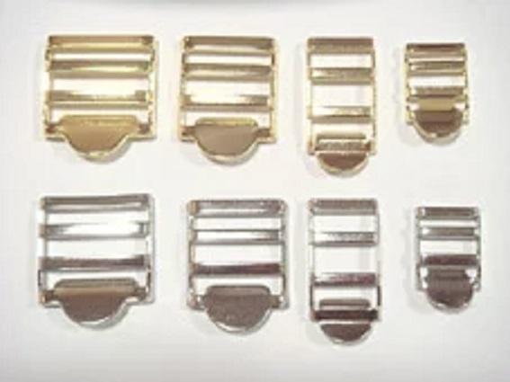 はしごコキ 長さ調整用 D60000 16ミリ、18ミリ、26ミリ、31ミリ、サイズ。カラーは、シルバー、ゴールドがあります。