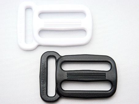 NIFCO ニフコ テープアジャスター 3方向コキ TSQ2520シリーズ 20ミリ、25ミリの異なったサイズのテープ同士を組み合わせます