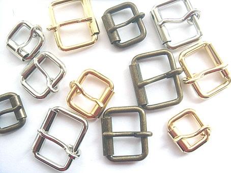 クダ美錠 マルセンバックル H10000 12ミリ、15ミリ、18ミリ、21ミリ、サイズ。カラーは、シルバー、ゴールド、アンティークがあります。