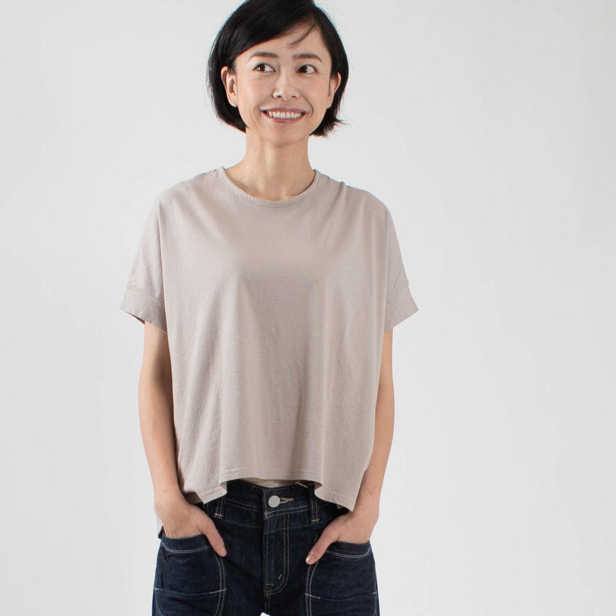 FIRST ワイドTシャツ