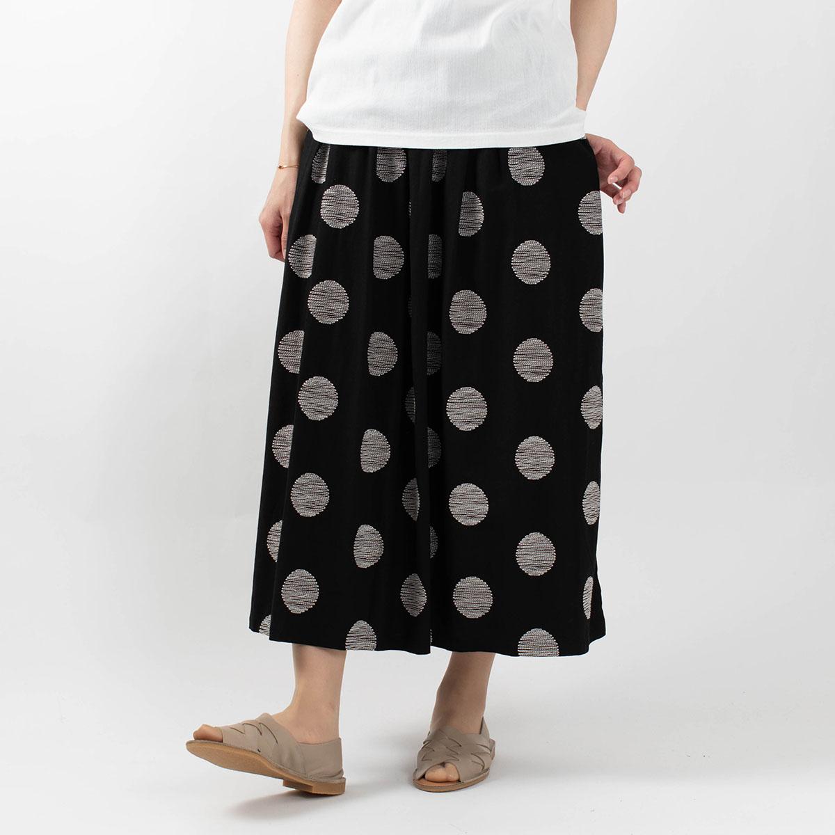 Bliss bunch タックギャザースカート