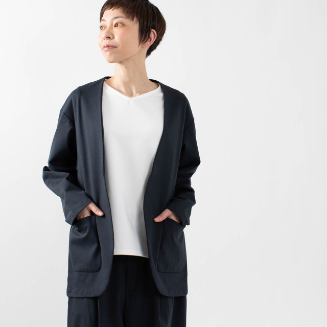 Westwood Outfitters TRICKZIP_U ビッグノーカラージャケット