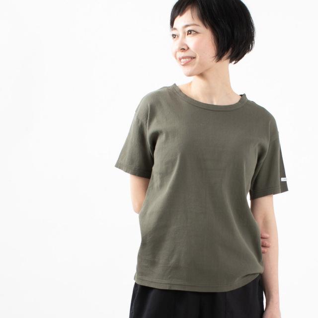 BIWACOTTON クルーネックTシャツ
