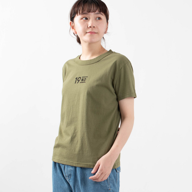 """PACIFIC PARK STORE ロゴTシャツ""""19ND"""""""
