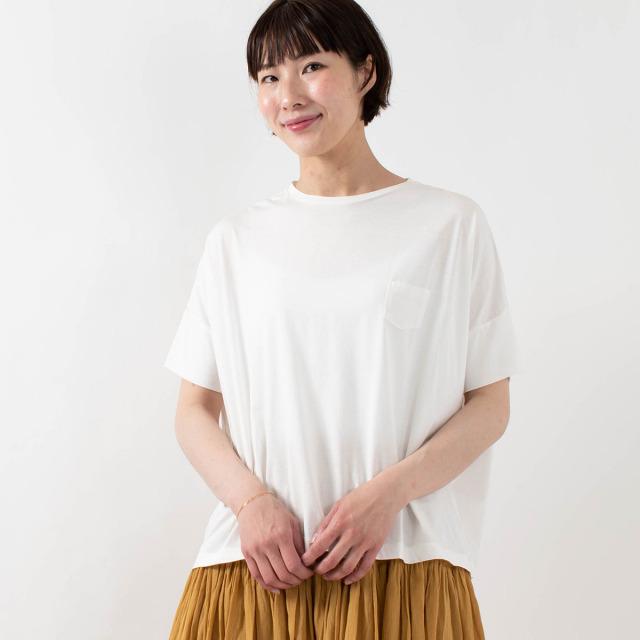 sabbatum ミニポケットTシャツ