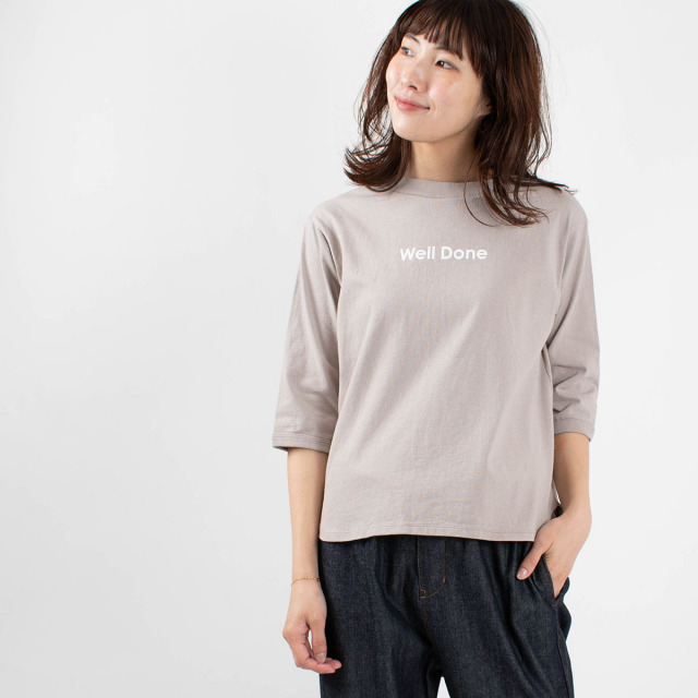 "PACIFIC PARK STORE ロゴTシャツ""Well Done"""