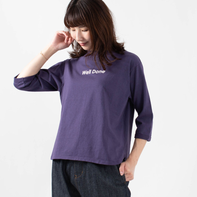 """PACIFIC PARK STORE ロゴTシャツ""""Well Done"""""""