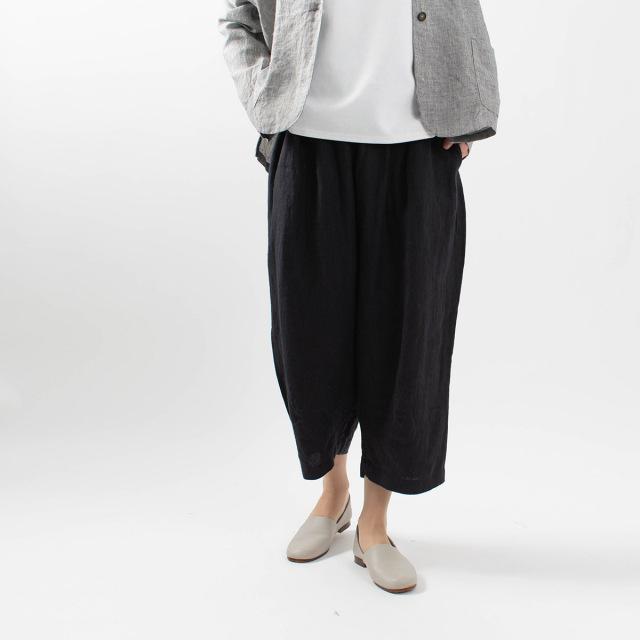 Bliss bunch 裾ダーツバルーンパンツ