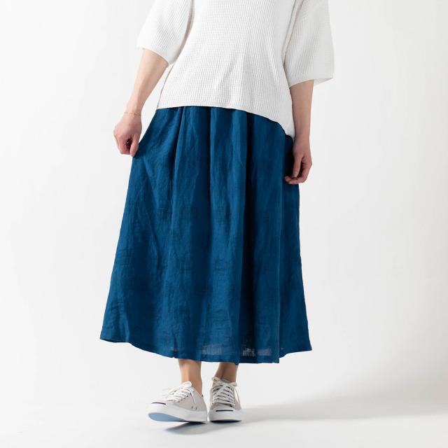 Bliss bunch ギャザースカート