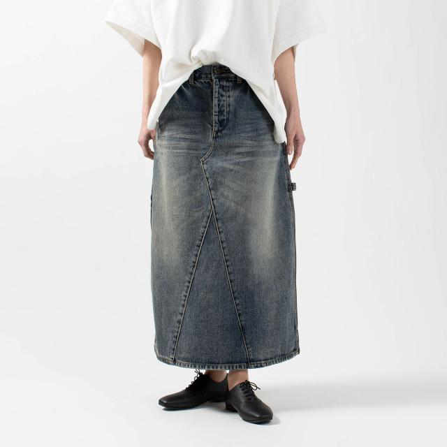 ichi デニムスカート