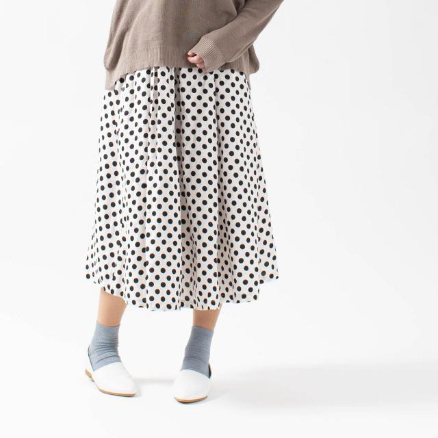 ichi ドットスカート
