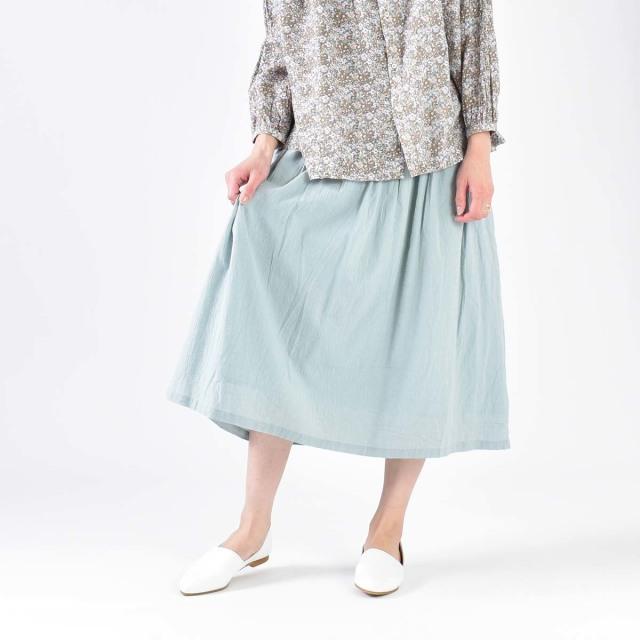 ichi フレアースカート