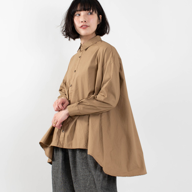 ichi 馬布シャツ