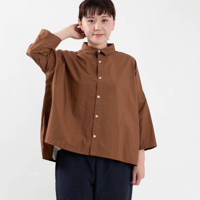 ichi タイプライターシャツ