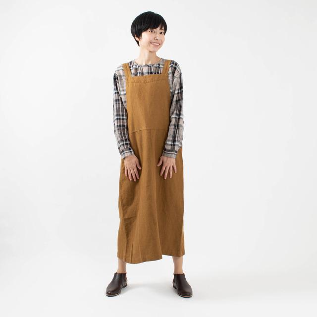 tukuroi by SUN VALLEY ジャンパースカート