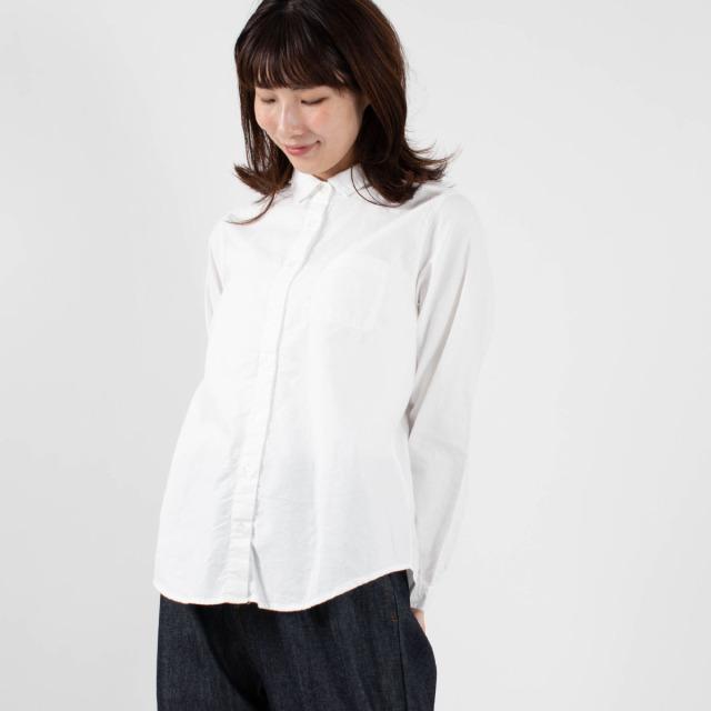 SUN VALLEY オックスレギュラーシャツ