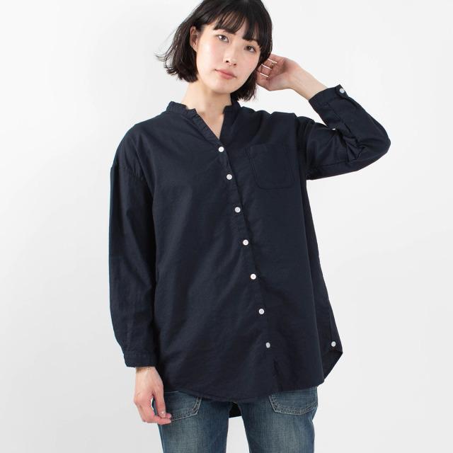 SUN VALLEY オックス2WAYシャツ