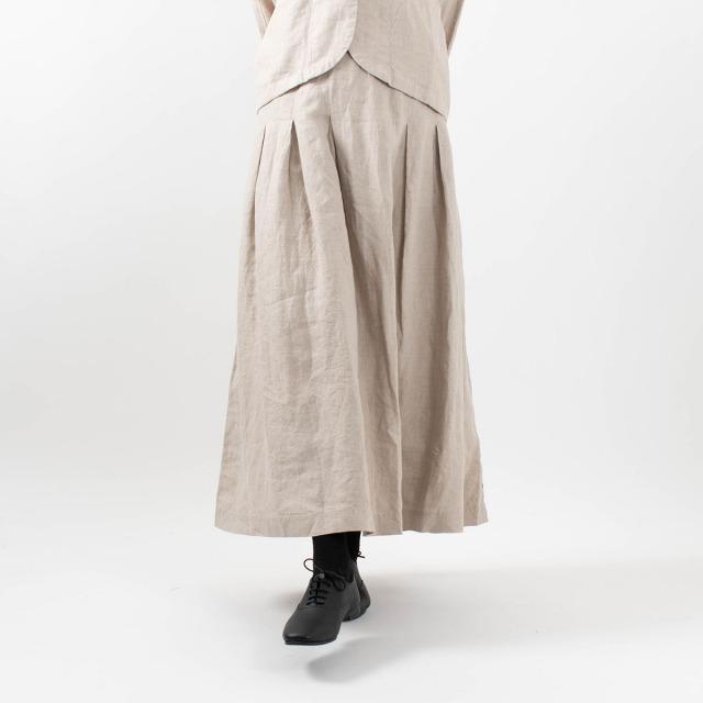 D*g*y リネンオックススカート