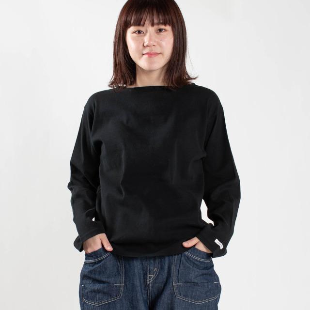 BIWACOTTON 長袖無地Tシャツ