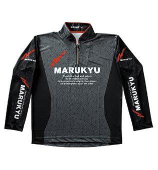★マルキユー ジップアップシャツ03★