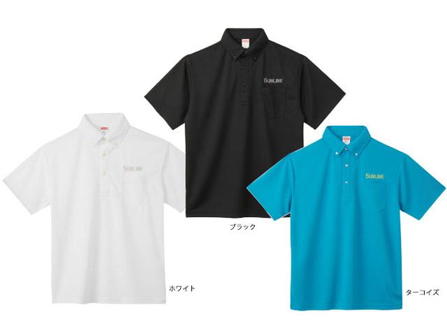 ★サンライン DRY ポロシャツ SUW-1382P★