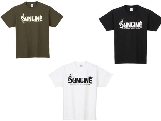 ★サンライン スーパーヘビーコットンTシャツ SUW-15020T★