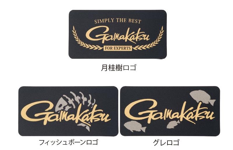 ★御予約セール★がまかつ マグネットステッカー(シールタイプ) GM-2494★