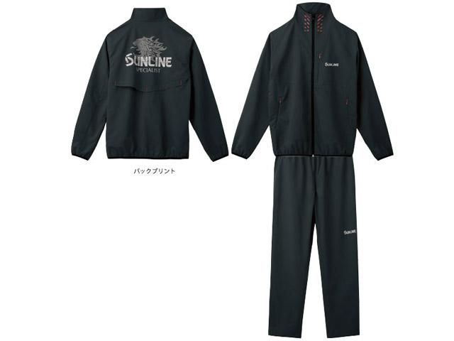 ★サンライン ライトストレッチスーツ SUW-3226★