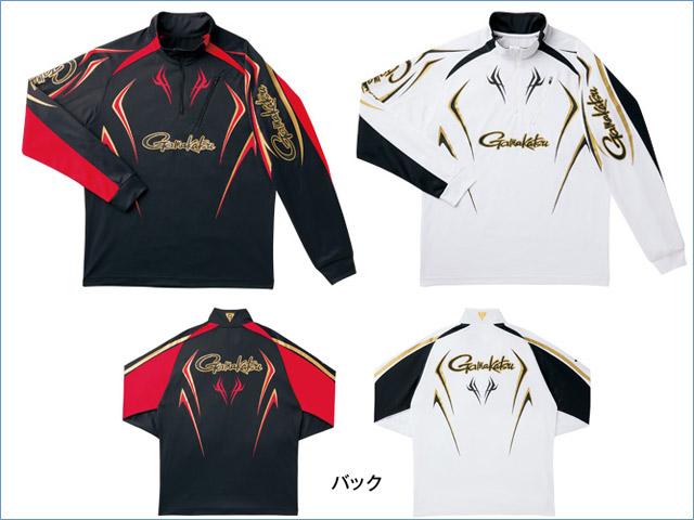 ★2018春夏新製品★がまかつ クールサマージップシャツ GM-3505★