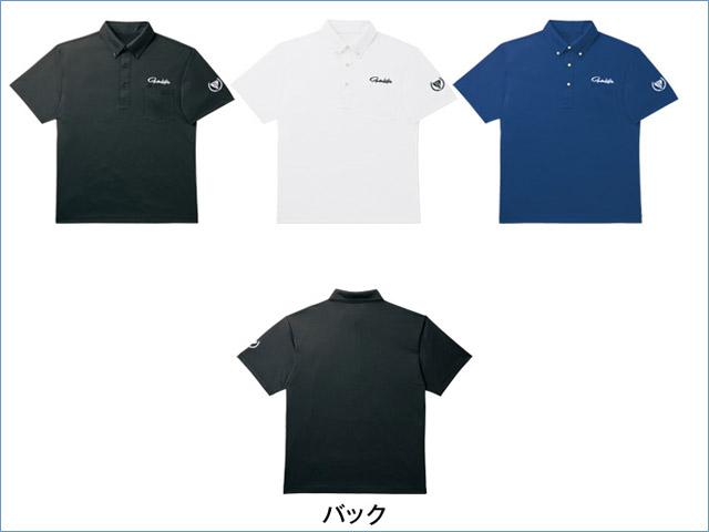 ★2018春夏新製品★がまかつ ポロシャツ(半袖) GM-3515★