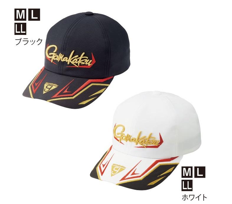 ★がまかつ フィッシングキャップ(6方) GM-9875★