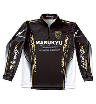 ★マルキユー ハイエンドジップアップシャツ01★