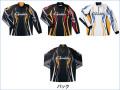 ★2018春夏新製品★がまかつ 2WAYプリントジップシャツ(長袖) GM-3503★