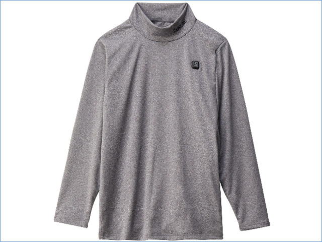 ★御予約受付中★サンライン EV HOT ヒーターインナーシャツ SUW-3225★