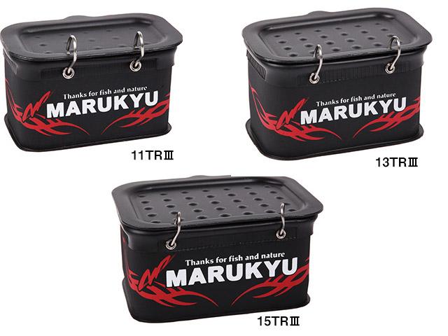 ★新色ブラック★マルキユー パワーエサバケットTR3★