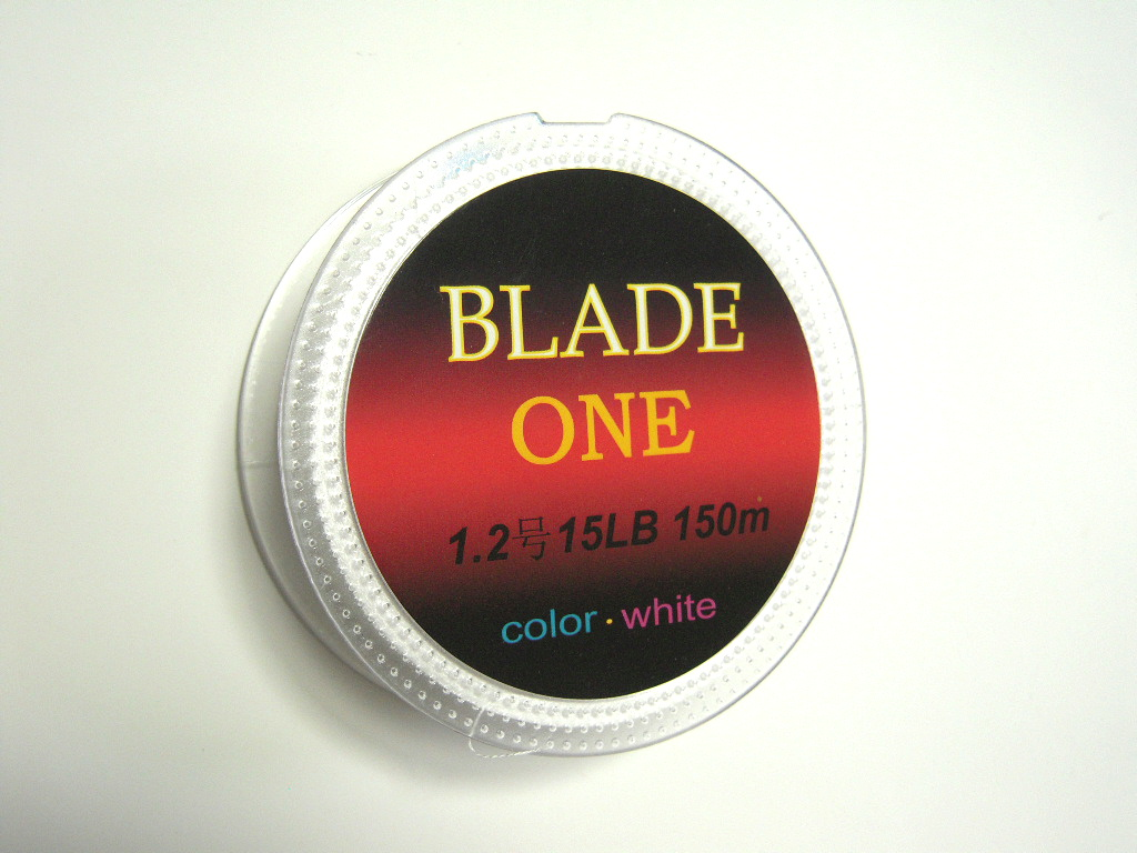 BLADE ONE 1.2号 15LBS-150m