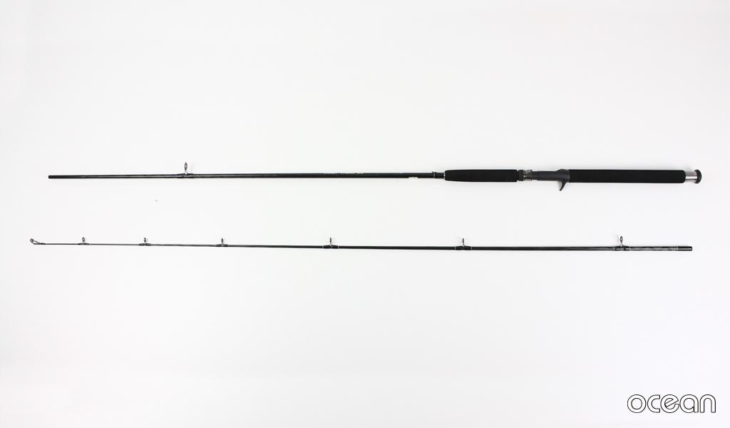 カーボンベイトルアーロッド ocean TR04W 9'0