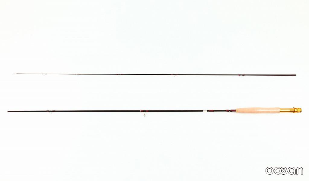 カーボン フライロッド ocean F03-8ft (#5-6)