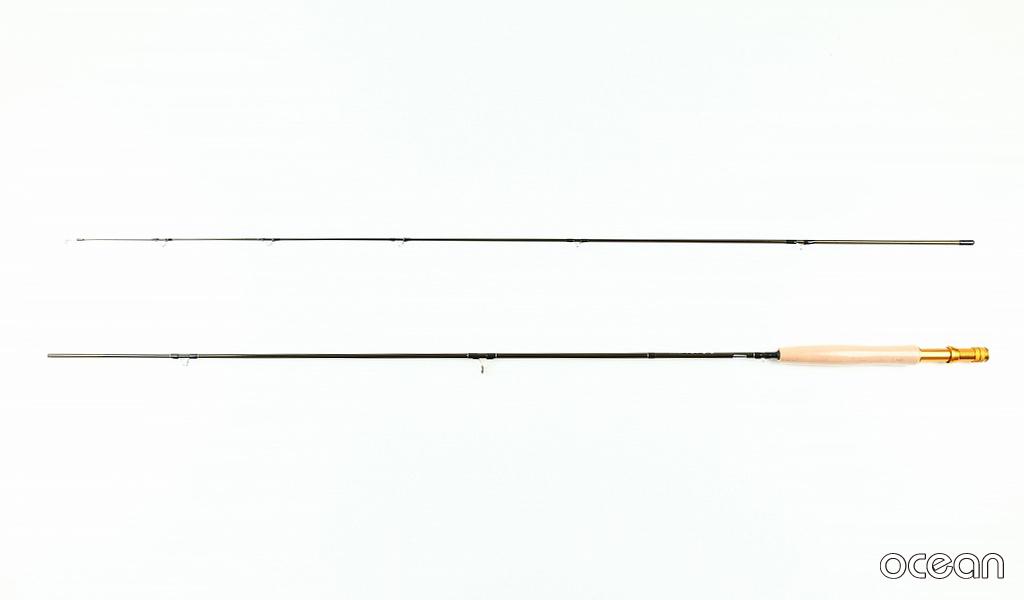 カーボン フライロッド ocean F04-8ft (#6-7)