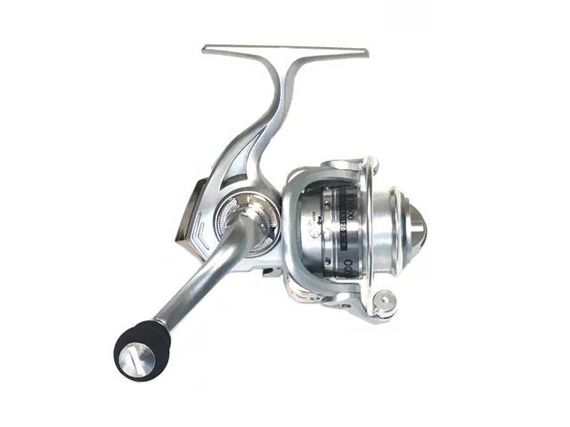 ちょい投げ釣り、バス釣り、ライトゲーム、ルアー 小型 スピニングリール ocean MN500 (4BB+1)