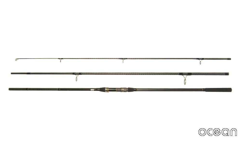 カープ、鯉釣り カープフィッシングロッド ocea Euro PC83-12'0 (3.0LBS)