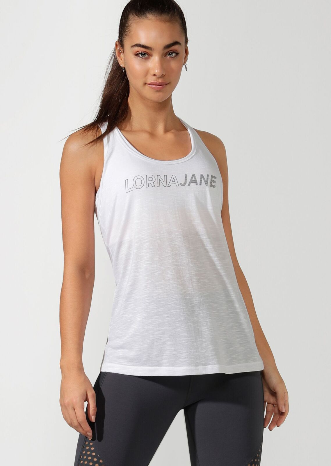 Effortless Slouchy Gym Tank