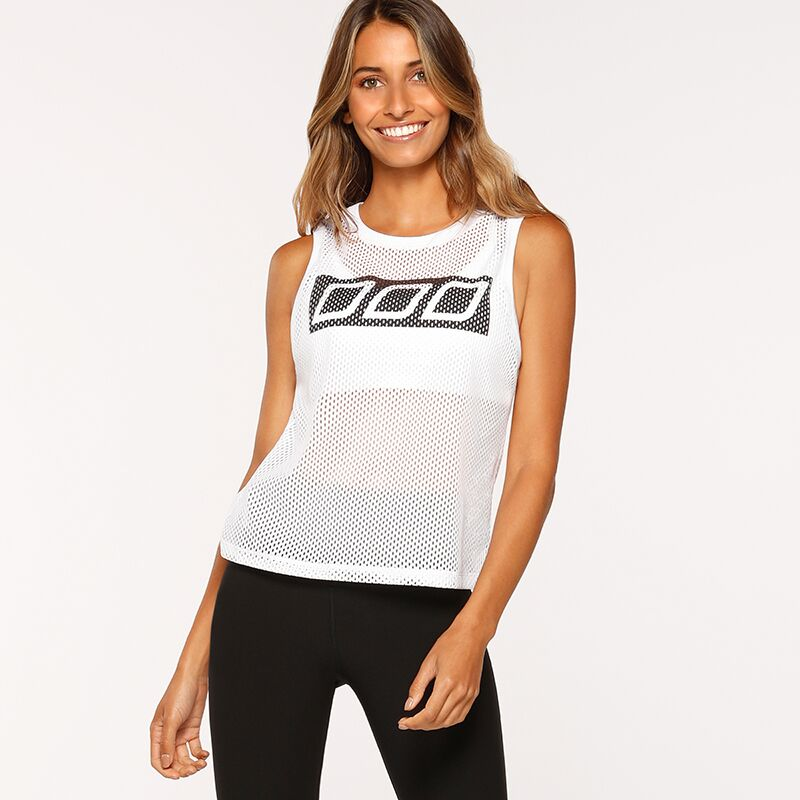 Heritage Luxe Active Tank