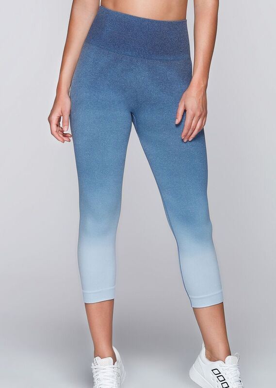Ombre Seamless 7/8 Tight
