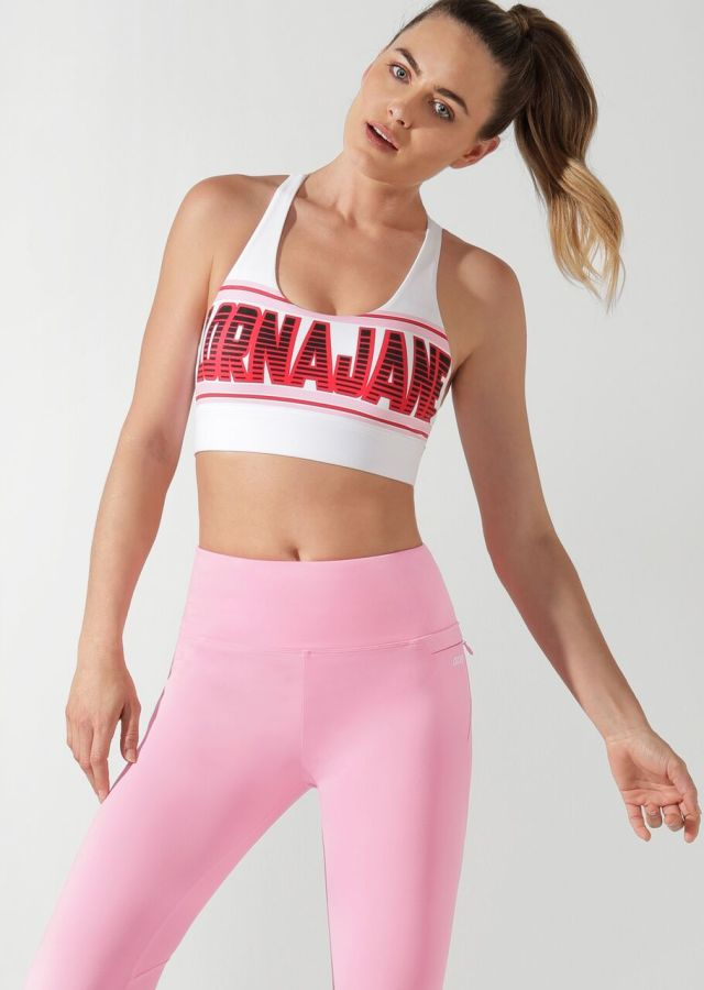 Pump Up Sports Bra