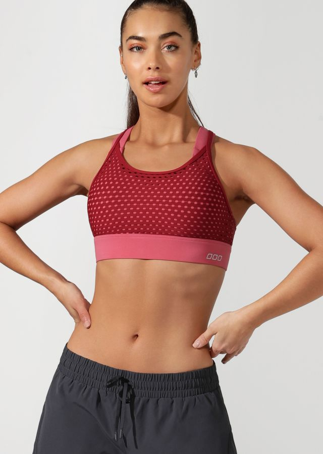 High Impact Max Support Sports Bra