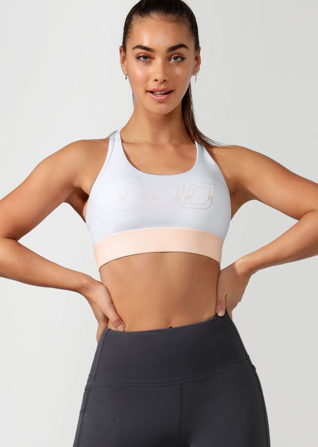 Skinny Back Sports Bra
