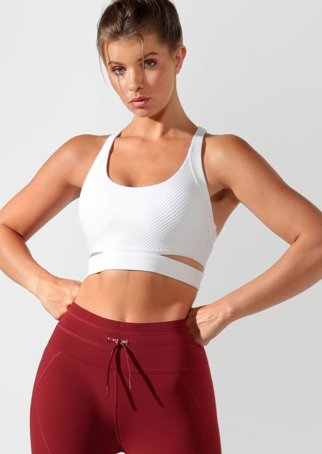 Double Up Sports Bra